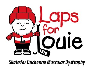 Laps for Louie logo